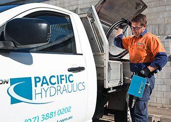 Field Service Technician Pacific Hydraulics