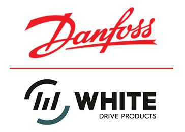 Danfoss and White Drive Products