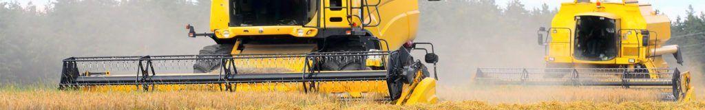 harvester banner
