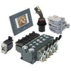 Hydraulic Control Platforms