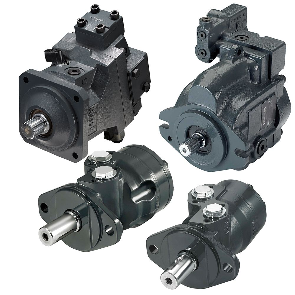 Pacific Hydraulics - Hydrostatic Pumps and Motors