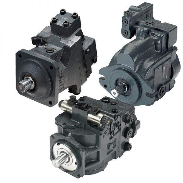 Hydrostatic Pumps and Motors