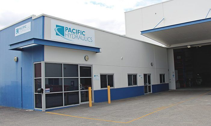 Pacific Hydraulics Perth Branch