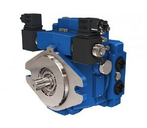 poclain hydraulic pumps