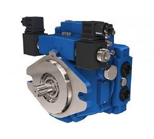 poclain hydraulic pumps