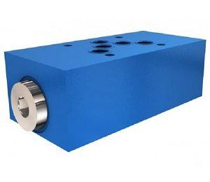 poclain hydraulic valves