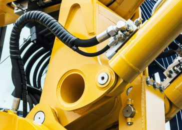 avoid issues with hydraulic equipment